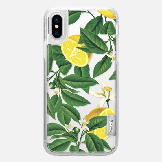 iPhone X Case - Lemonade Phone case