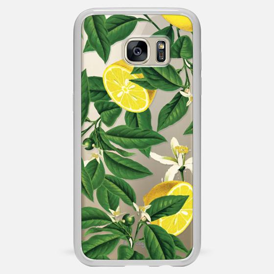 Galaxy S7 Edge Capa - Lemonade Phone case