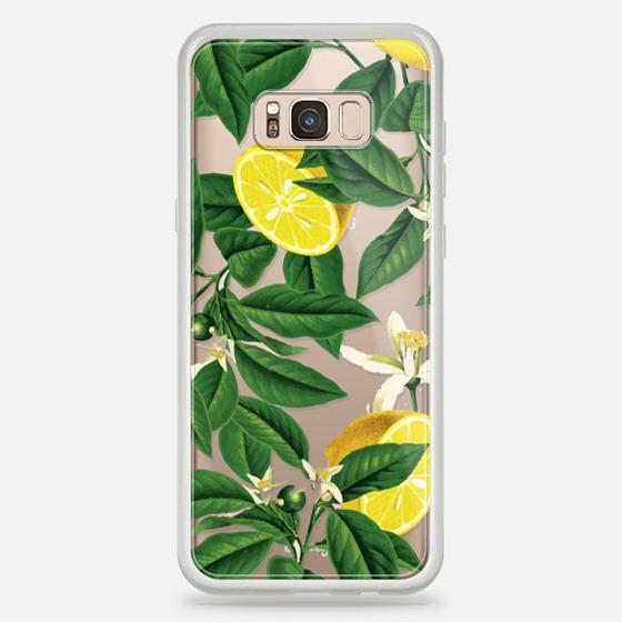 Galaxy S8+ เคส - Lemonade Phone case