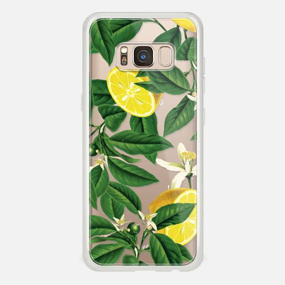 Galaxy S8 保护壳 - Lemonade Phone case