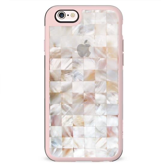 Mother of Pearl iPhone - iPod Case
