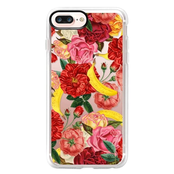iPhone 7 Plus Case - Tropical Forest iPhone and ipod Case