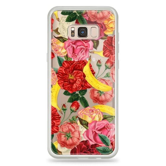 Galaxy S8 Plus Capa - Tropical Forest iPhone and ipod Case