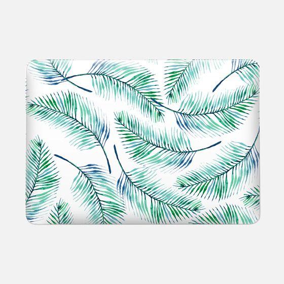 Palms Macbook Pro and Clutch -
