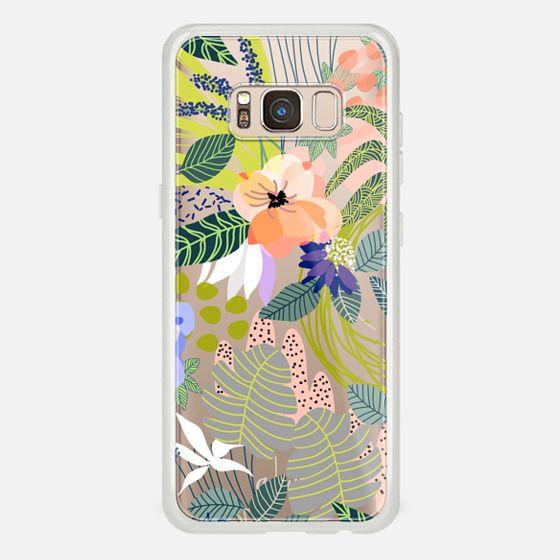 Wander Phone Clear Case