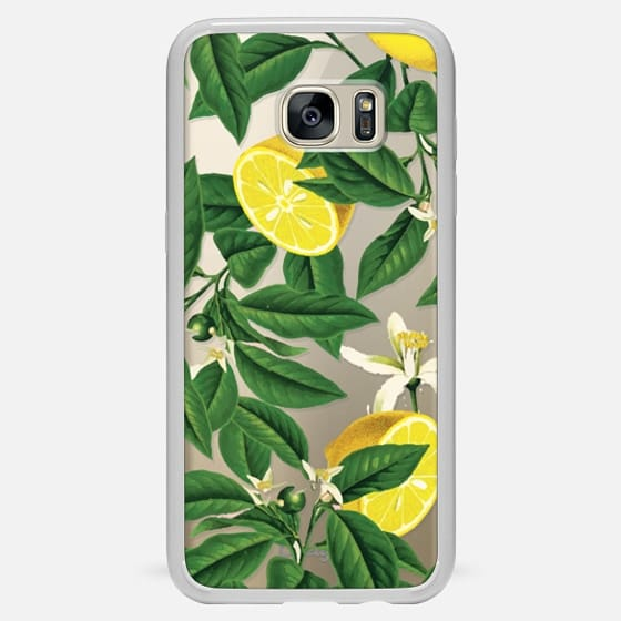 Galaxy S7 Edge Case - Lemonade Phone case