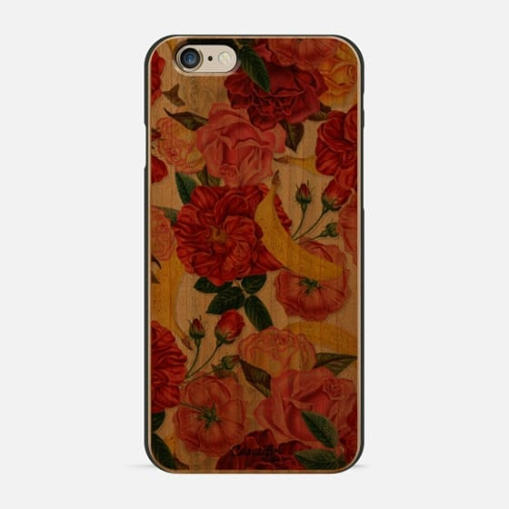 Tropical Forest iPhone and ipod Case
