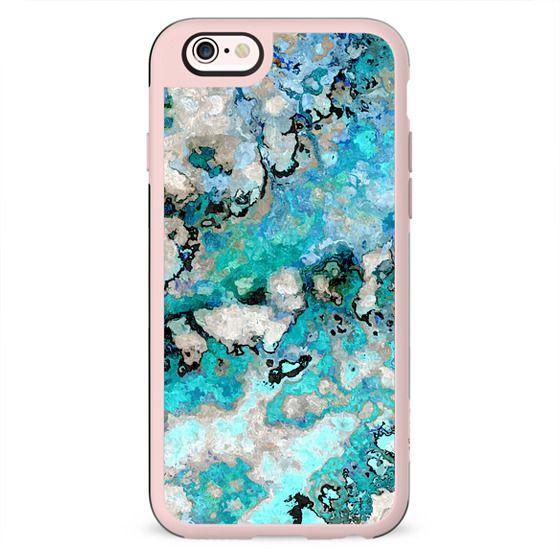 Marble Art V7 iPhone & iPod Case