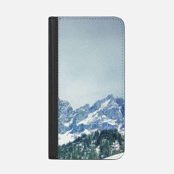 Snow Mountain V3 iPhone & iPod Case