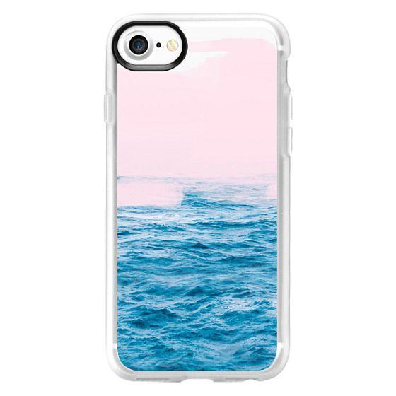 iPhone 7 Cases - Ocean Pink by 83 Oranges