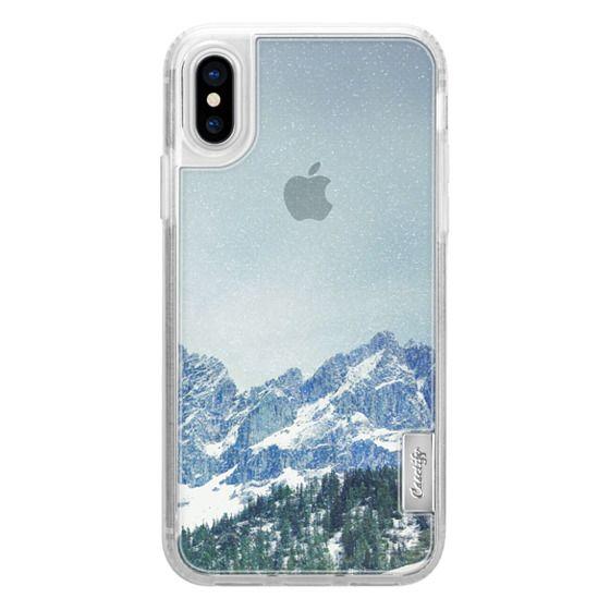 Snow Mountain V3 iPhone & iPod Case