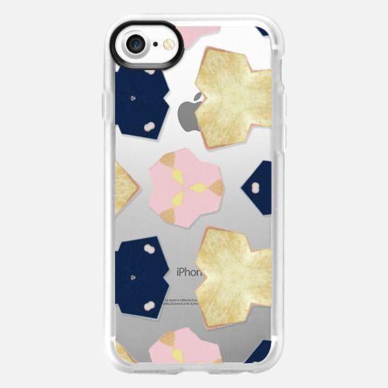 Pastel Pattern iPhone & iPod Case -