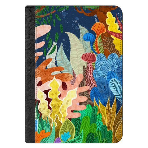 iPad Mini 4 Covers - Night Forest iPad Case