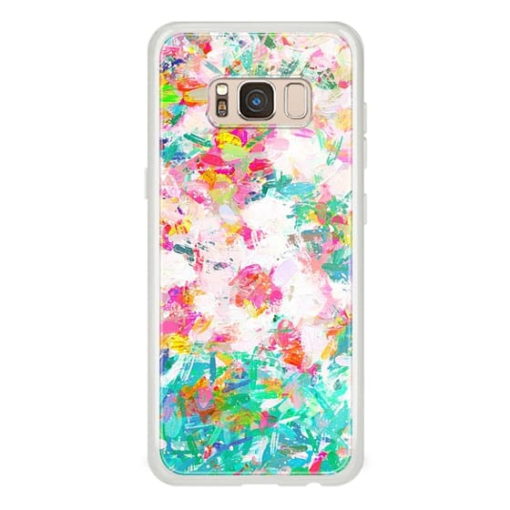 Samsung Galaxy S8 Cases - Painted Joy Phone Case