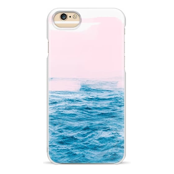 iPhone 6s Cases - Ocean Pink by 83 Oranges