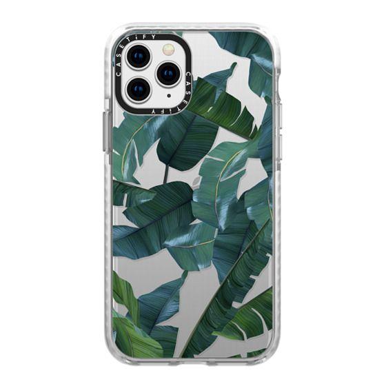 iPhone 11 Pro Cases - Banana Leaf Decor Phone Case