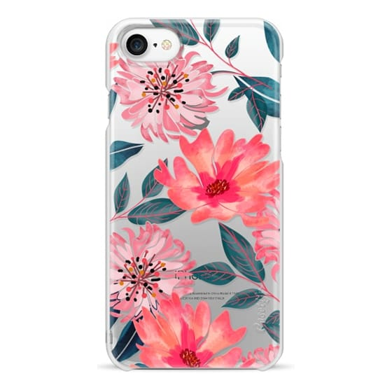 iPhone 7 Cases - Yours Florally iPhone and iPod Clear Case