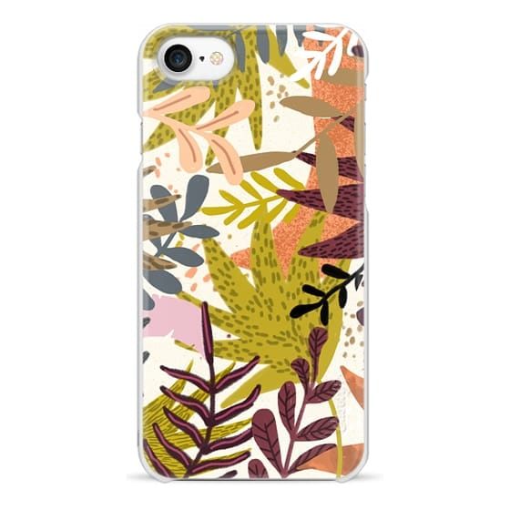 iPhone 7 Cases - Earthy Forest-v2 iPhone and iPod VS Case
