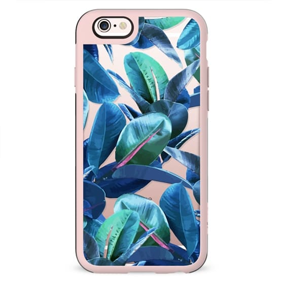 Rubber Plant iPhone - iPod Case