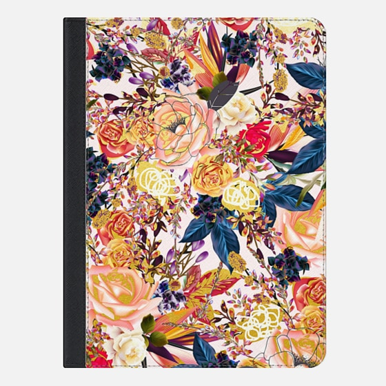 iPad Air 2 Case - Rustic Floral iPad Case