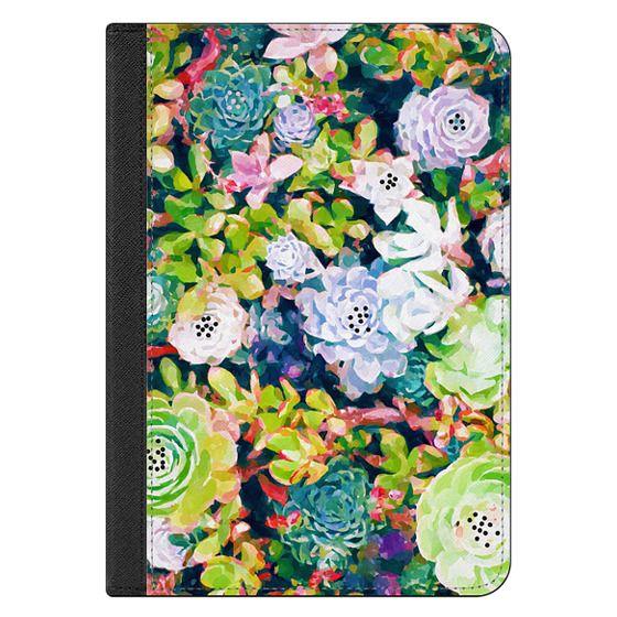 iPad Mini 4 Covers - Watercolor Succulents iPad Case