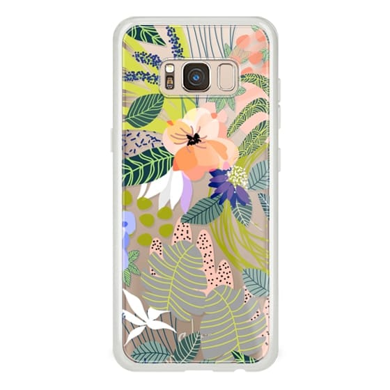 Samsung Galaxy S8 Cases - Wander Phone Clear Case