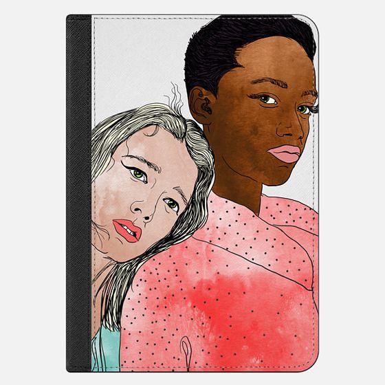 Egalitarism iPad Case -
