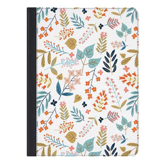 9.7-inch iPad Covers - Botanical Harmony iPad Case