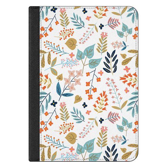 iPad Mini (2019) Covers - Botanical Harmony iPad Case
