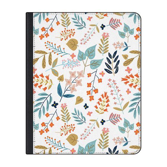 12.9-inch iPad Pro (2020) Covers - Botanical Harmony iPad Case