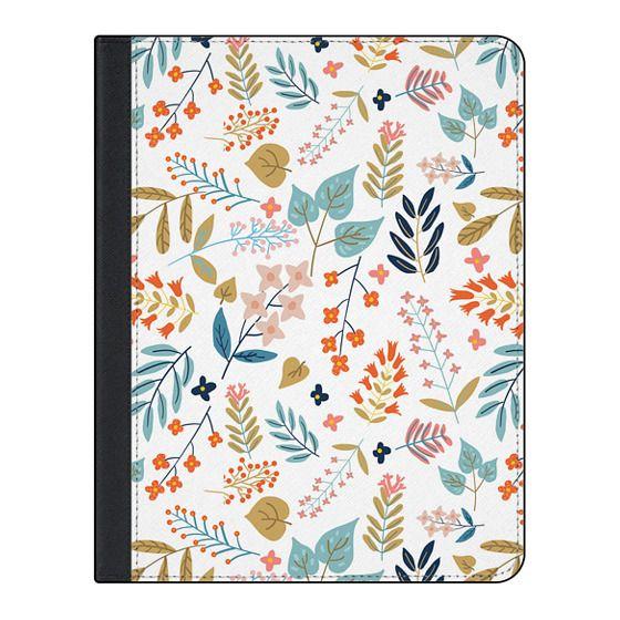 11-inch iPad Pro Covers - Botanical Harmony iPad Case