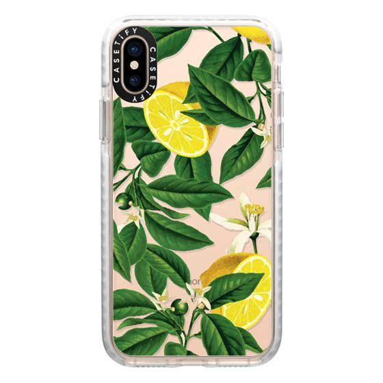 iPhone XS Cases - Lemonade Phone case