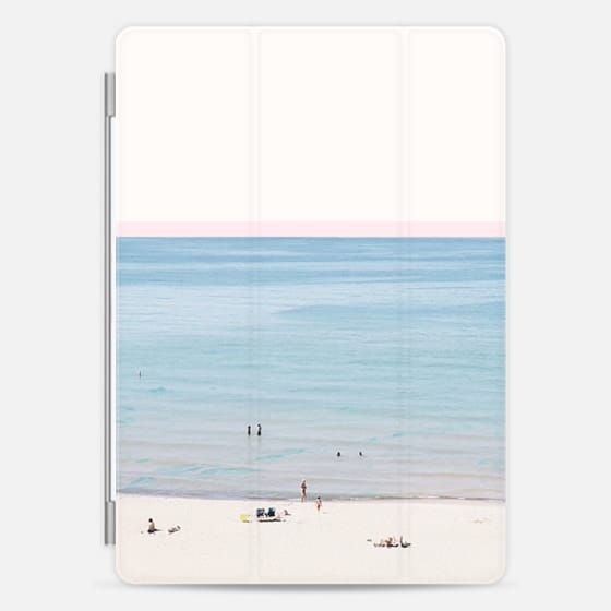 A Day At The Beach iPad Case -