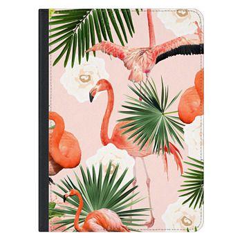 iPad Pro 12.9-inch Case - Flamingo Guava iPad Air 2