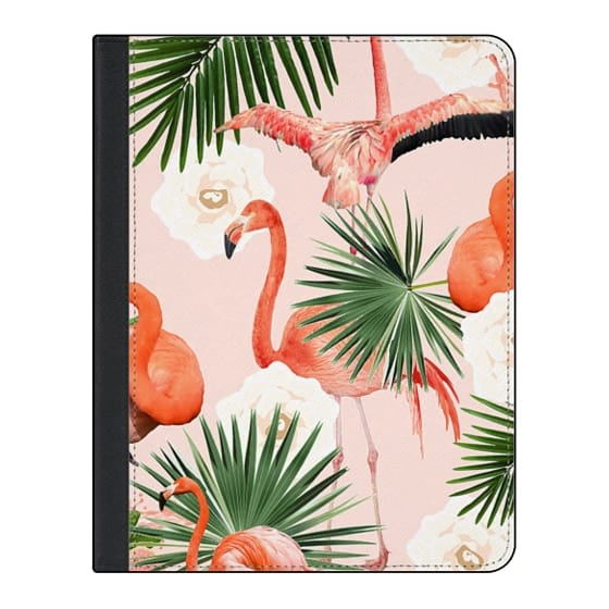 11-inch iPad Pro Covers - Flamingo Guava iPad Air 2