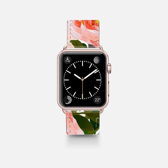 Rose Garden Watch Band