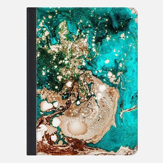 Resin Obsession iPad Case - iPad Folio Case