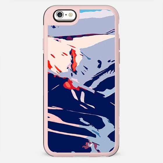 Winter Sunrise iPhone and iPod Case - New Standard Case