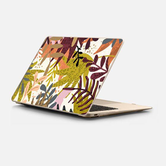 Earthy Forest-v2 Macbook Pro - Macbook Snap Case