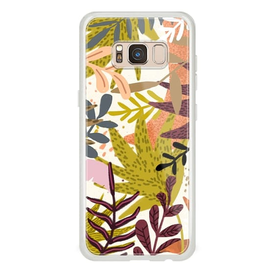 Samsung Galaxy S8 Cases - Earthy Forest-v2 Phone VS Case