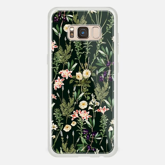 Dark Botanical Garden Phone VS Case - Classic Snap Case