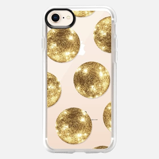 Festival of Lights See-Through iPhone & iPod Case - Snap Case