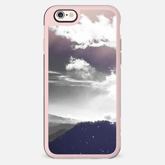 Galaxy Mountain Phone Case - New Standard Case