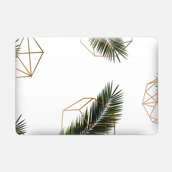 Palm - Geometry V2 Macbook Case -