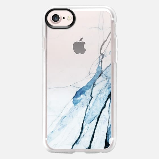 Moroccan Blues iPhone and iPod Case - Classic Grip Case