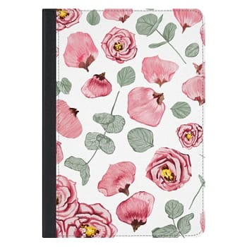 iPad Pro 10.5-inch Case - Rosy Romance iPad Case