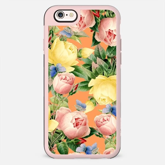 Flora iPhone and iPod Case - New Standard Case