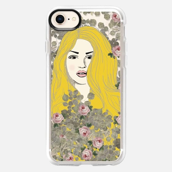Jene iPhone and ipod case - Snap Case