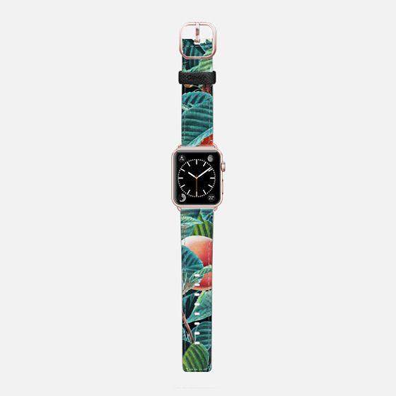 Kalon Watch band - Saffiano Leather Watch Band