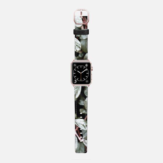 Rain v2 Watch Band - Saffiano Leather Watch Band
